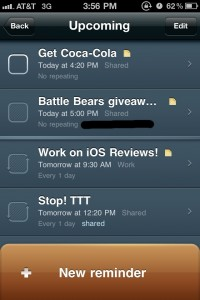 Never Forget Anything With NotifyMe For iPhone
