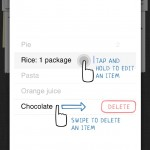 Share And Manage Your Shopping Lists Easily With Buy Me A Pie!