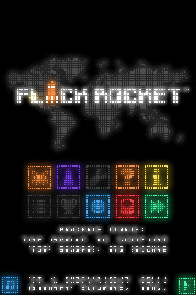 Defend Earth In The Last Few Minutes From Alien Invaders With Flick Rocket