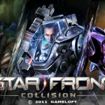 Popular PC RTS Cloned In Starfront: Collision