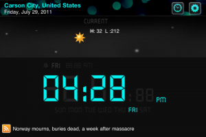 Smart Alarm Pro by GRsoft Labs screenshot