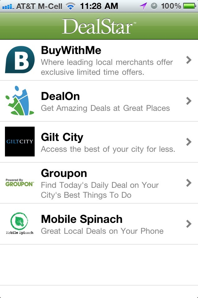 Get Deals In Your Area With DealStar