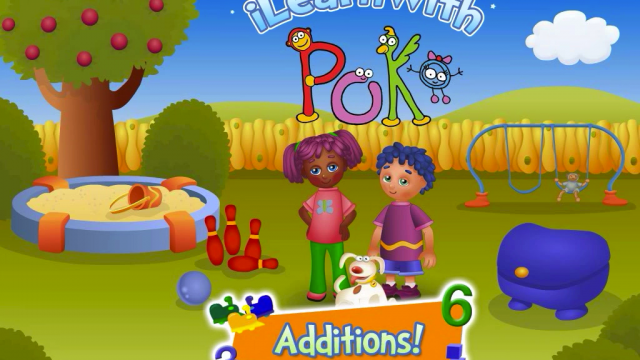 Poko Helps Your Pre-K Child Prepare For Basic Math
