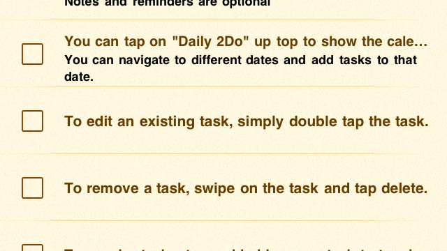 Make Organizing Tasks A Breeze With Daily 2Do