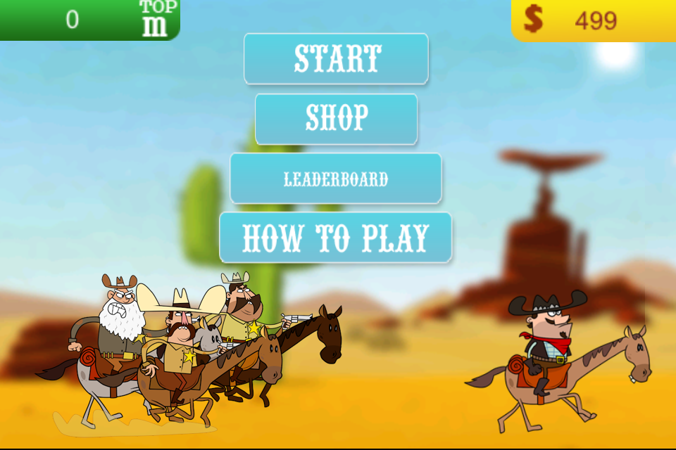 Jump On Your Horse To Avoid Jail In Banditoo: The Escape