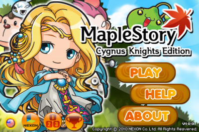 Enjoy New Quests And Fun Mini Games In MapleStory Cygnus Knights Edition