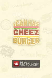 Get Your LOLfill With The Official I Can Has Cheezburger App