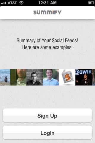 Summarize Your Social Feeds And News Easily With Summify