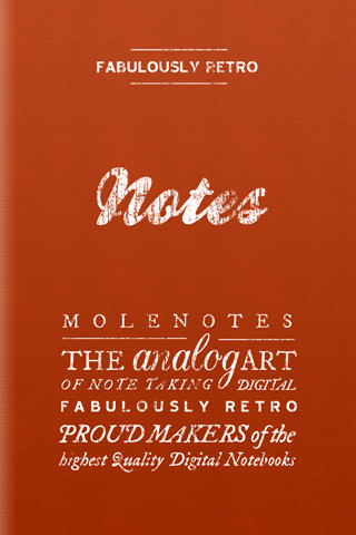 Molenotes Is What The Official Moleskine App Should Be