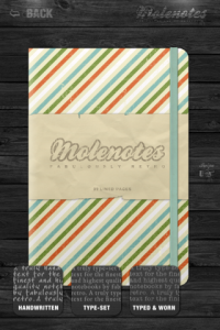Molenotes by Fabulously Retro screenshot