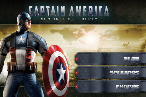 Swipe Your Way To Defeating Red Skull In Captain America: Sentinel of Liberty