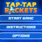 Save The Solar System From Asteroids In Tap-Tap Rockets