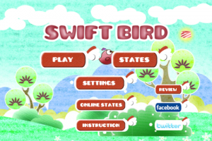 Swift Bird by App Lab screenshot