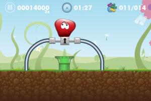 Blobster by Chillingo Ltd screenshot