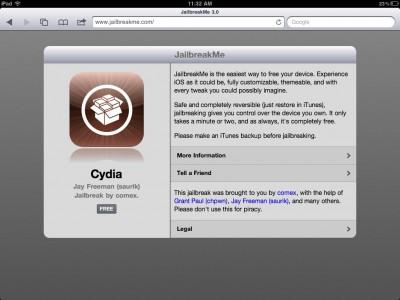 JailbreakMe: Fix For Camera Connection Kit To Hit Cydia Tomorrow