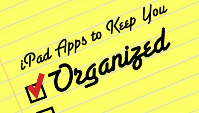 New AppList: iPad Apps To Keep You Organized