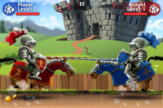 Play Shake Spears! And Become The Most Powerful Knight In All The Lands