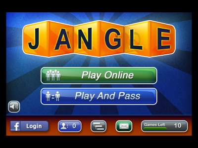 Jangle Makes Anagrams Social