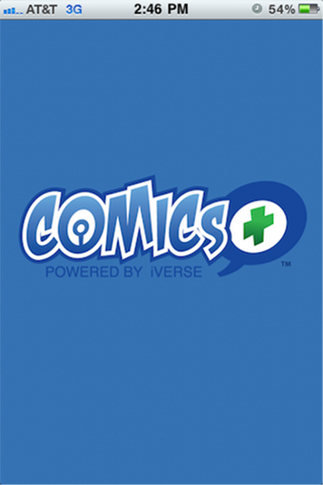 Quirky App Of The Day: Comics+