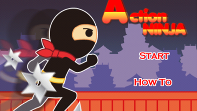 Quirky App Of The Day: Action Ninja