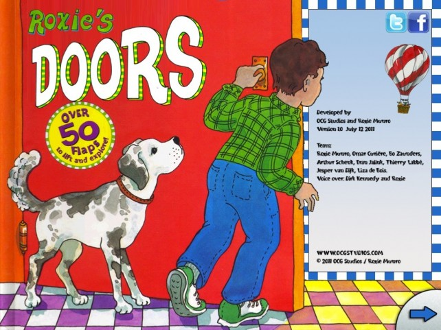 Kids Will Love Opening Roxie's Doors