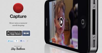 Capture: Super-Quick Video Recording!