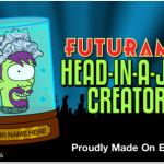 Live Into The Future By Putting Your Head In A Jar