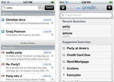 Greplin: All Of Your Data, Instantly At Your Fingertips