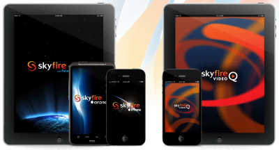 Skyfire Launches New App - Skyfire VideoQ: View Flash Videos You Discover In Safari For iOS