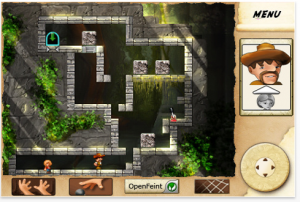 Puzzle Expedition by Top3Line screenshot
