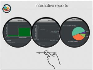 MoneyWiz for iPad by SilverWiz screenshot
