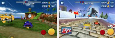 Sonic & Sega All-Stars Racing Goes On Sale