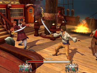 Sail The Seas As A Pirate On Your iPad This Thursday
