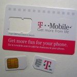 T-Mobile Now Selling iPhone And iPad Compatible SIM Cards