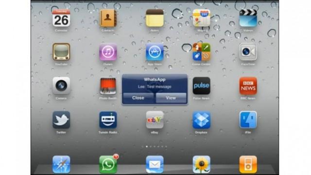 Jailbreak Only: WhatsPad - WhatsApp Messenger For iPad, Coming Soon