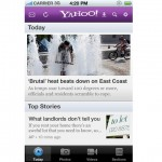 Yahoo! Updated: Redesigned Interface, Media Galleries And Offline Mode Added