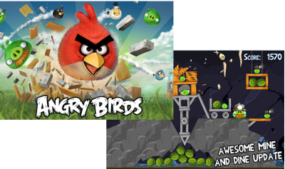 Angry Birds Gets New Update
