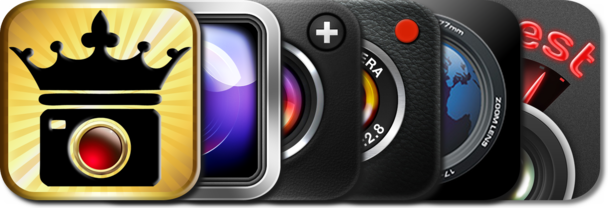 AppGuide Updated: Apps To Replace Your Native Camera