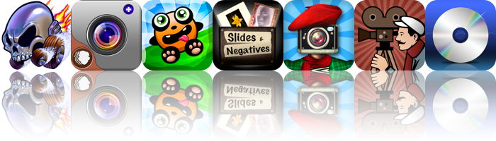 iOS Apps Gone Free: Trucks And Skulls Nitro, iEveryday, Plump, And More