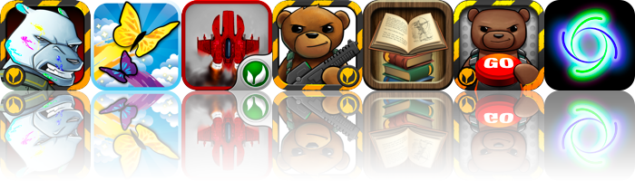 iOS Apps Gone Free: Battle Bears -1, Colorflys SD, Sky Force, And More