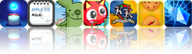 iOS Apps Gone Free: To-Fu: The Trials Of Chi, Buy Me A Pie!, Stop The Vom, And More