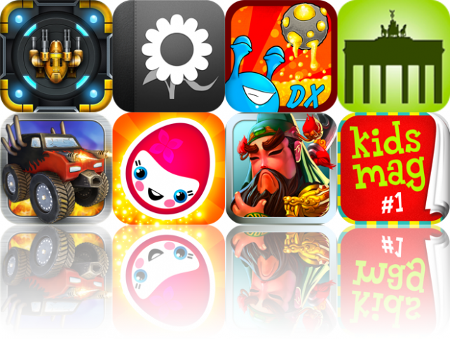 iOS Apps Gone Free: Robokill, Fotobookr, Astroslugs Deluxe For iPad, And More