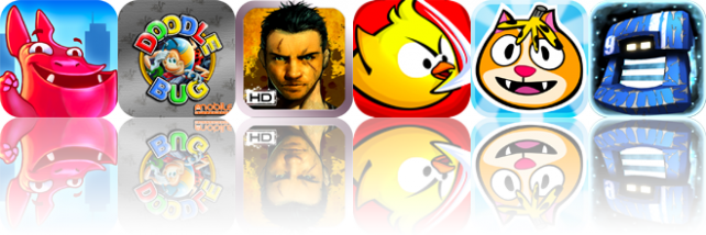 iOS Apps Gone Free: Demolition Dash, Doodlebug, Zombie Crisis 3D 2, And More