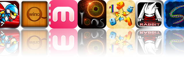 iOS Apps Gone Free: Gravity Guy, Winq, Mominotes, And More