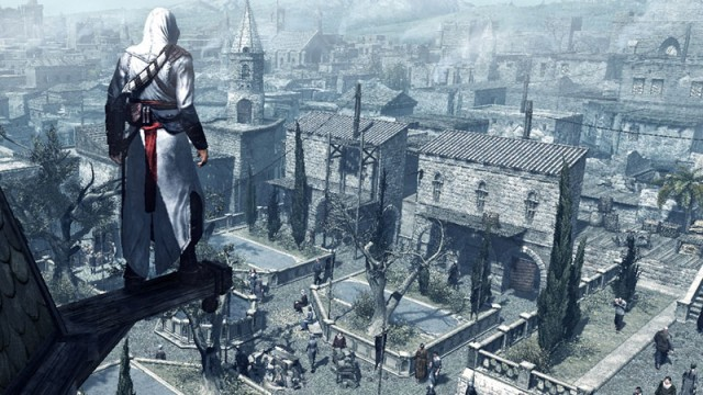 Ubisoft Will Bring The Assasin's Creed Series To Tablets