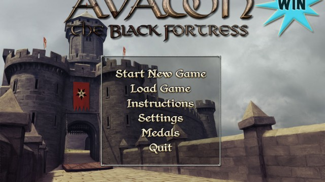 A Chance To Win Avadon: The Black Fortress HD With A Retweet Or Comment