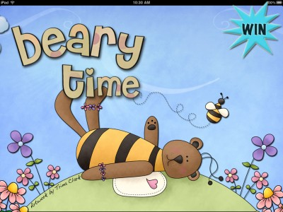 A Chance To Win A Beary Time For iPad Promo Code With A Retweet Or Comment