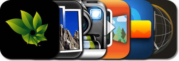 New AppGuide: Best Panoramic Photo Apps
