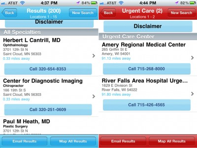 As A Reminder, Find Blue Cross And Blue Shield Doctors And Clinics For Free With The Official App