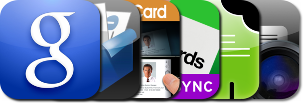 New AppGuide: Best Business Card Scanning Apps